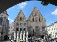 Wasserburg Rathaus
