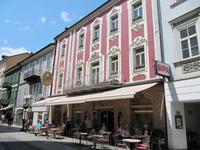 Bad Ischl Cafe Zauner