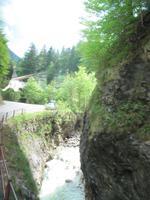 Panoramastraße zur Postalm