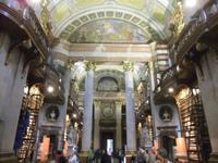 In der Wiener Nationalbibliothek