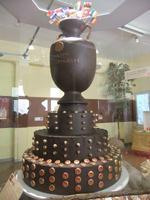 Im Schokolandenmuseum Heindle