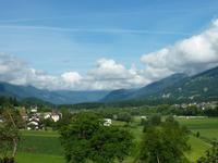 Blick in die Lienzer Dolomiten