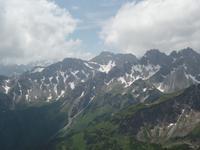 Blick vom Fellhorn
