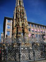 Der schöne Brunnen Nürnberg