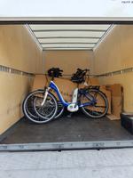 Anlieferung E-Bikes
