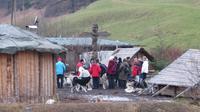 Eberhardt TRAVEL Winterreise in den Kitzbueheler Alpen/Brixental/Tirol - Huskyranch am Angerberg