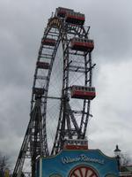 Noch ein letzter Blick zum Riesenrad