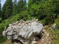 Wanderweg am Ifen