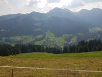 Blick vom Panorama-Weg