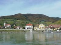 Schifffahrt auf der Donau