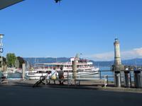 Lindau - Hafen und Seepromenade