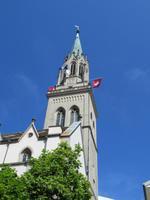 St. Gallen - Kirche St. Laurenzen