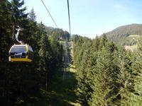 Blick aus der Horbergbahn