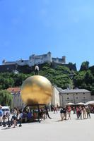 Stadtrundgang in Salzburg