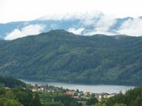 Blick von der Burg Sommereck