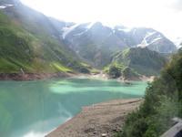 Der Gletschersee