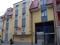 Unser Hotel an der Hauptstrasse in Stockerau