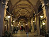 Wien, Abendspaziergang - Freyung Passage