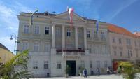 Baden, Stadtführung - Rathaus
