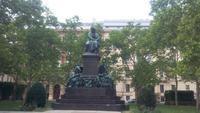 Wien, Beethoven- Denkmal