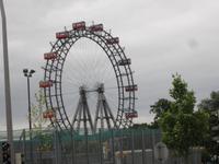 Wien, Stadtrundfahrt, Riesenrad