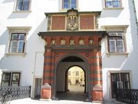 Wien,Alte Hofburg,Schweizer Tor