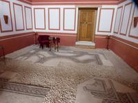 Es gab vor 2000 Jahren schon Mosaikfußboden