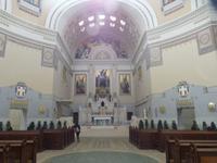 Die Friedhofskirche auf dem Zentralfriedhof