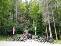 Radtour an den Hallstätter See