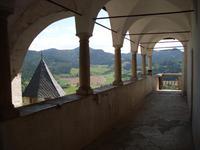 Auf der sagenhaften Burg Hochosterwitz