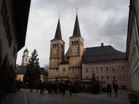 Königliches Schloss und Stiftskirche Berchtesgaden