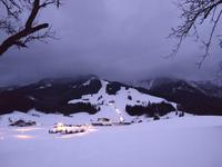 002 Abtenau, Hotel Traunstein von Familie Pentl und Karkogel