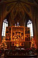 038 St. Wolfgang, Altar der Kirche des hl. Wolfgang