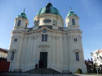 Margaretenkirche in Berndorf