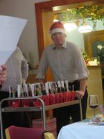 Weihnachtsfeier im Börsenhof