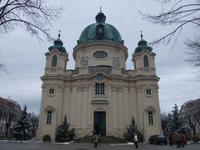 Die Margarethenkirche in Berndorf