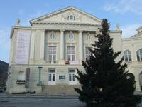 Das Theater in Baden