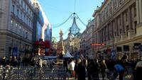 Wien, Spaziergang in der Altstadt, Graben