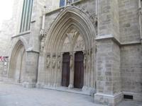 Portal der Minoriten-Kirche