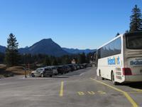 Unser Bus erwartet uns