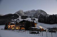 000 Abtenau. Hotel Traunstein von Familie Pentl