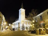 Abendstimmung in Gumpoldskirchen