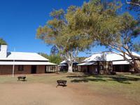 Alte Telegraphenstation in Alice Springs