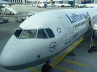 206 Die letzten Kilometer noch mal mit Lufthansa