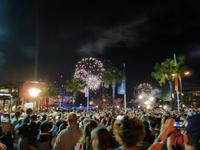 Grosse Australien Rundreise 2013 - Sydney Feuerwerk