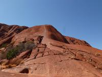 Grosse Australien Rundreise 2013 - Outback Northern Territory Uluru
