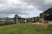 Sydney – Blick Harbour Bridge