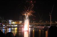 Sydney – Feuerwerk Darling Harbour