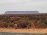 Outback - Mount Connor