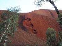 Uluru - Kata - Tjuta Nationalpark - Ayers Rock
